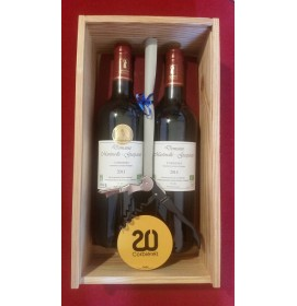 Coffret 2B Duo de BIO Corbieres rouges