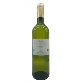75 Cl 2020 IGP Pays d'OC 100% Viognier Blanc